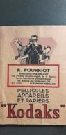 POCHETTE PHOTO  CLERMONT FERRANT STRASBOURG KODACKS SUPER LUMICHROME - Otros