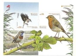 Portugal 2019 - Europa, Birds - Portugal S/S MNH - 1910-... Republiek