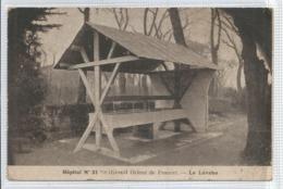 Hopital N° 33 - Grand Orient De France - Le Lavabo - Franc Maçon - Francmaçonnerie - Philosophie & Pensées