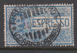 Italy E 12 1926 Special Delivery Stamp,Lire 1.25.used - Express Mail