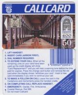 Ireland  Phonecard - Trinity 400 (SC5) Dame Lane - Ierland