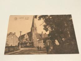 LOPPEM Lophem De Kerk - Eglise ( Zedelgem) - Uitg. Osselaere-LippensE. Rammelaere - Zedelgem