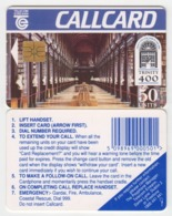 Ireland  Phonecard - Trinity 400 (GP1) - Ierland