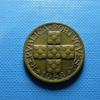 Portugal Lot Coins High Grade Good Dates - Kilowaar - Munten