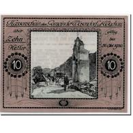 Billet, Autriche, Wösendorf, 10 Heller, Paysage, 1920, SPL, Mehl:1255 - Autriche