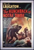 Cartel Affiche Poster HUNCHBACK OF NOTRE DAME, THE Movie Poster (1939) Size: 1-Sheet, 27x41REPRODUCTION - Afiches