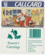 Ireland  Phonecard -  Christmas  (Chip S16) - Ierland