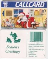 Ireland  Phonecard -  Christmas  (Chip GP1) - Ierland