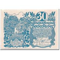 Billet, Autriche, Vorderstoder, 30 Heller, Graphique, 1920, 1920-05-30, SPL - Autriche