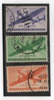 EEUUA 28, A30 Y A 32 U TT: Aviones Yvert Cotz. €4,60 - Correo Aéreo