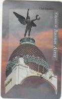 ARGENTINA(chip) - Cupulas De Buenos Aires/Club Espaniol, Telefonica Telecard(F 74), 07/97, Used - Argentinië