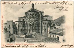 51ba 934 CPA - MORREALE - DUOMO - LATO ORIENTALE - Palermo