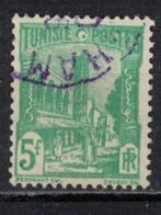 TUNISIE               N°     YVERT  288 B   (1)  OBLITERE       ( Ob  5/41 ) - Usados