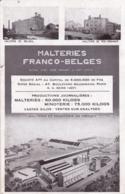 59 - Nord - PROUVY - Malteries Franco Belge - Malterie Et Minoterie De Prouvy - Other Municipalities
