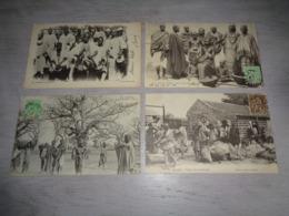 Beau Lot De 50 Cartes Postales D' Afrique Africa Afrika   Dakar  Sénégal  Saint Louis - Postkaarten