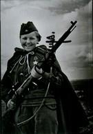 WW2 Front De L'Est L'Armée Rouge Tireur D'Elite Femme Héro De L'Union Soviètique - Riproduzioni