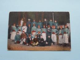 G.m.b.h. Deutscher Gefangenschaft ( Edit. Kumm Gebr. ) ( Zie / Voir Photo ) ! - Guerres - Autres
