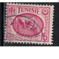 TUNISIE               N°     YVERT  344    OBLITERE       ( Ob  5/41 ) - Tunisie (1888-1955)