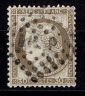 France Cérès 1872 - YT N°56 - Oblitéré - 1871-1875 Cérès