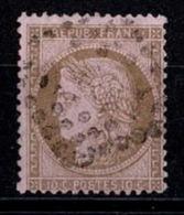 France Cérès 1872 - YT N°58 - Oblitéré - 1871-1875 Cérès