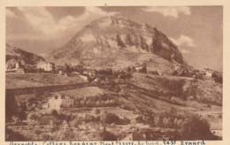 Isère : GRENOBLE : Collège - Rondeau Montfleury - Au Fond Le Saint-eynard - Grenoble