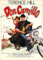 Cinema - Affiche De Film - Don Camillo - Terence Hill - Voir Scans Recto-Verso - Affiches Sur Carte