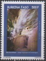 BURKINA FASO 2016 SITE TURISTIQUE ROCKS - Burkina Faso (1984-...)