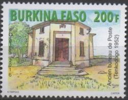 BURKINA FASO 2016 ANCIENT BUREAU POSTAL - Burkina Faso (1984-...)