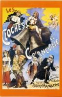 LES CLOCHES DE CORNEVILLE  Robert Planquette  Riproduzione Locandina Dell'Opera - Opera