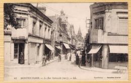 MONTRICHARD - LA RUE NATIONALE (OUEST° - LL - Montrichard