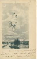 Souvenir De Geneve -  Viaggiata Il 24/12/1900  -  (2 Immagini) - GE Ginevra