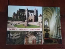 44 - Nantes - Cathédrale Saint Pierre - Multivues - Nantes