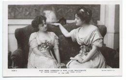 Irene Vanbrugh & Lilian Braithwaite - Rotary Photo 1509 V - Theatre