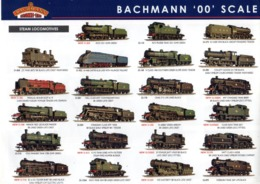 Catalogue BACHMANN BRANCH LINE 2006 Folder OO Scale - Boeken En Tijdschriften