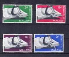 MALAWI - 1965 - Università - 4 Valori - Nuovi - Linguellati - (FDC16888) - Malawi (1964-...)