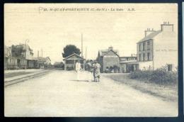 Cpa Du 22  St Quay Portrieux  - La Gare   LZ64 - Saint-Quay-Portrieux