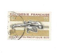 42 Saut En Hauteur  Beau Cachet  Promotion (clascamerou7) - Gebruikt