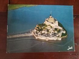 50 - Le Mont Saint Michel - Vue Générale - Le Mont Saint Michel