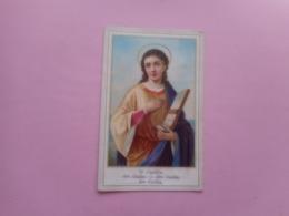 DEVOTIE-STE CECILIA - Religion & Esotérisme