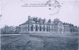 CPA  Le Neubourg  Le Château De Champ De Bataille - Le Neubourg