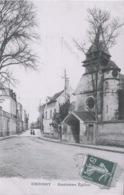 CPA  Croissy Sur Seine  Vieille Eglise - Croissy-sur-Seine