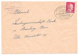 BAHNPOST WALBURG-LEMBACH, Zug 02612, 1942 - Alsace-Lorraine