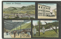 Saluti De Chiasso    (1639) - TI Tessin