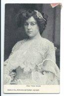 Miss Tittell Brune - Theatre