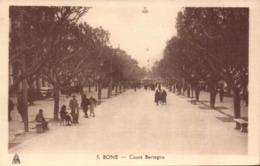 Algerie, Bone, Courrs Bertagna      (bon Etat) - Altre Città