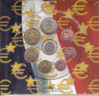 2004 - SUPER PROMO - COFFRET BU De FRANCE - PRIX D'EMISSION : 27 EUROS - France