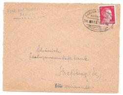 BAHNPOST ZABERN- MOLSHEIM, Zug 913, 1942 - Alsace-Lorraine