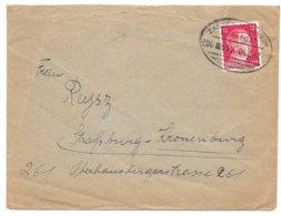 BAHNPOST ZABERN- MOLSHEIM, Zug 912, 1941 - Alsace-Lorraine