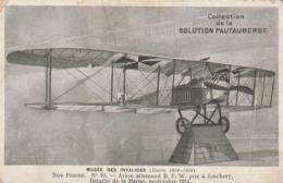 ***  Musée Des Invalides Nos Prises  Avion Allemand  - écrite - Materiaal