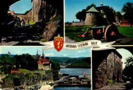 Norvège - OSLO - Akershus Festning - Norvège
